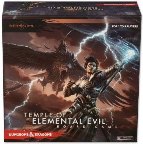 Main image for Dungeons & Dragons: Temple of Elemental Evil Board Game