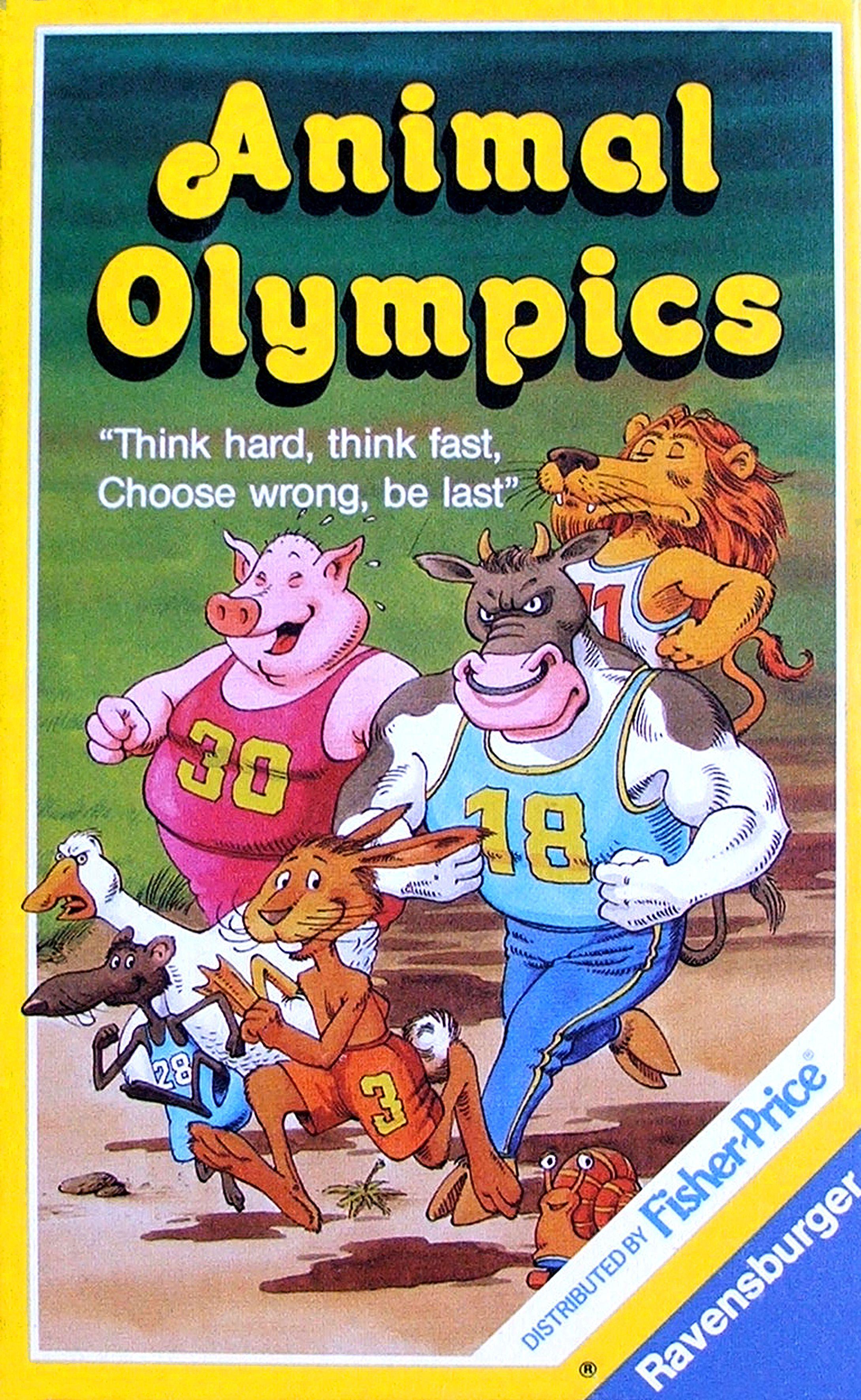 Animal Olympics