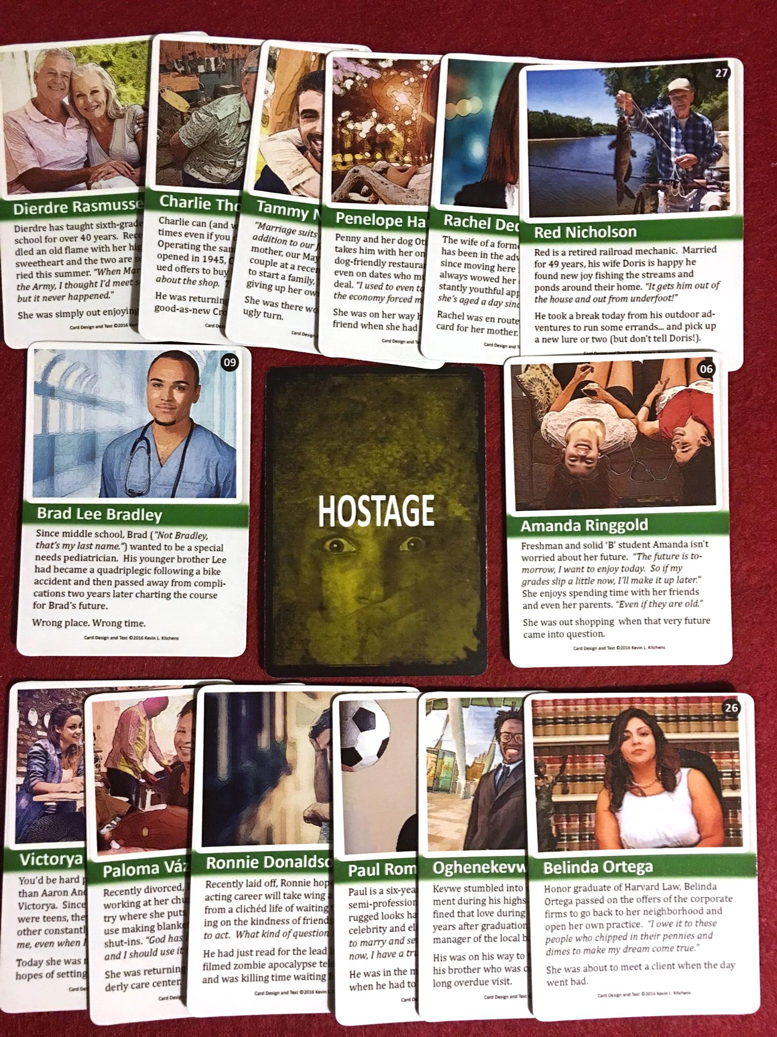 Hostage Negotiator by A.J. Porfirio — Kickstarter