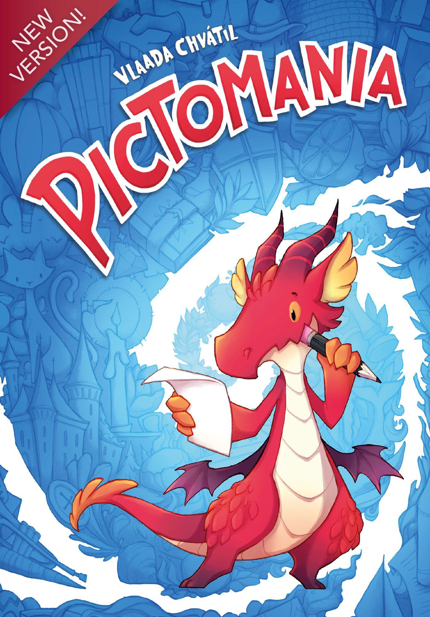 Pictomania (Second Edition)