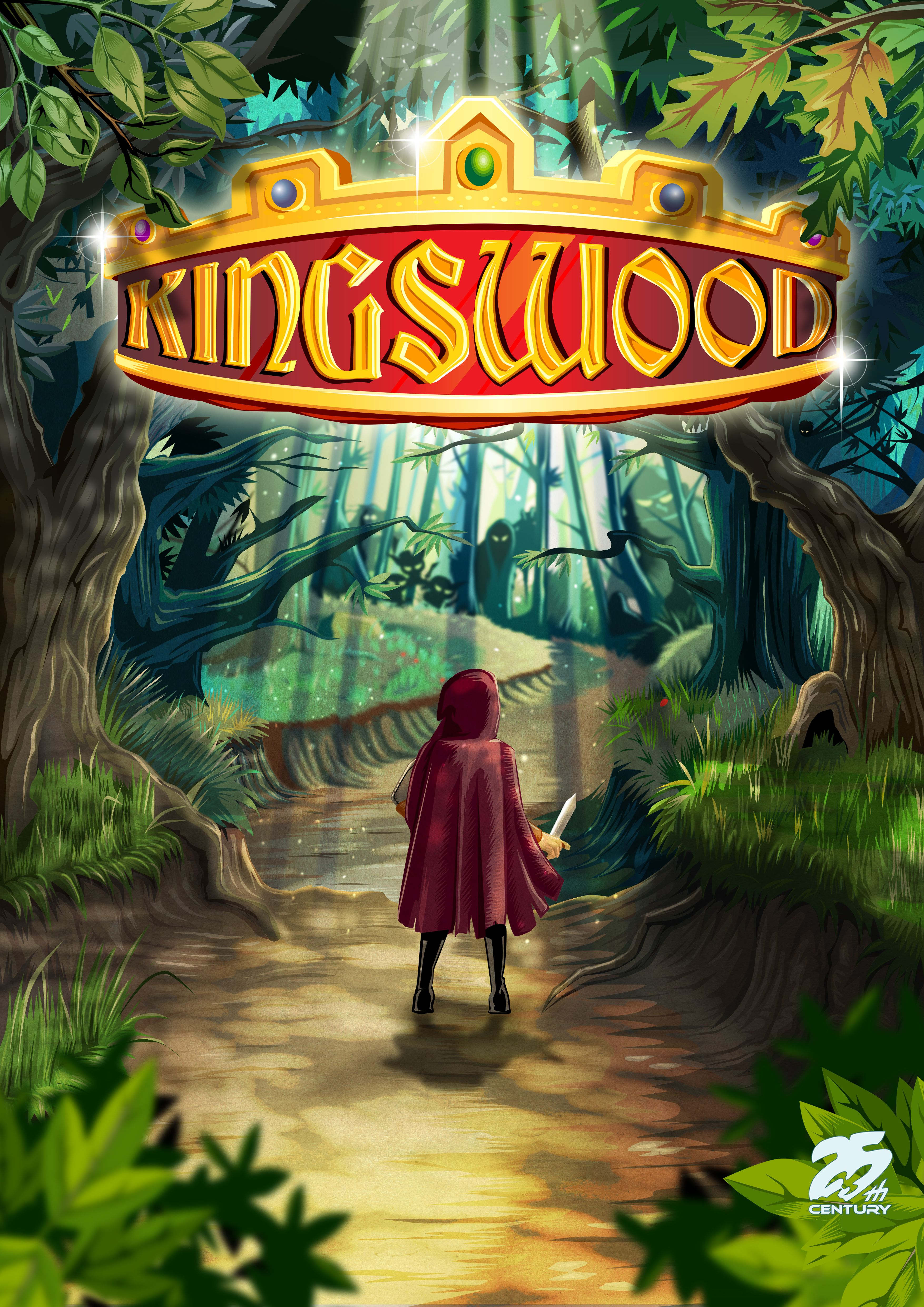 Kingswood - Portada