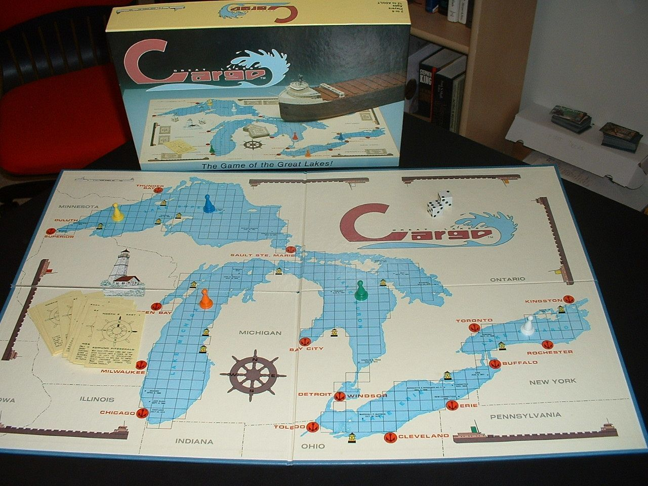 Great Lakes Cargo