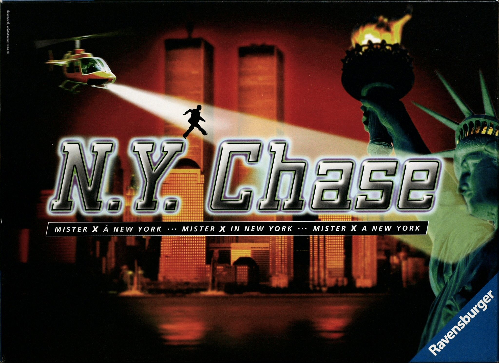 N.Y. Chase