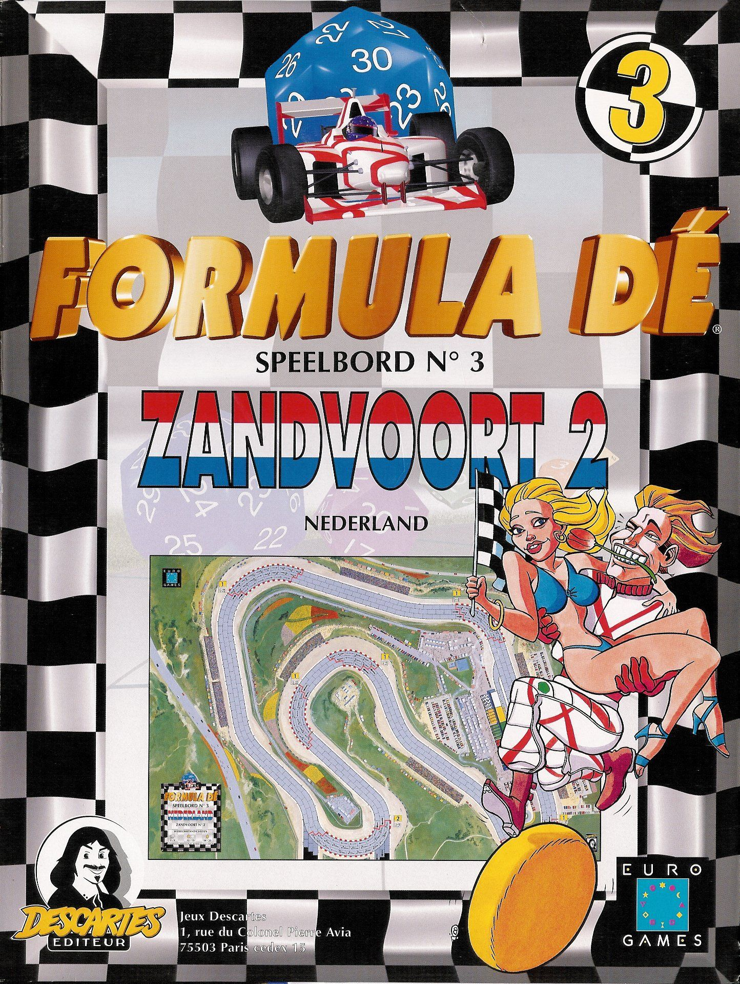 Formula Dé Circuits 3 & 4: Zandvoort 2 & SPA-Francorchamps