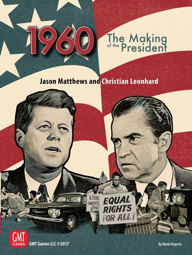 Main image for 1960: The Making of the President board game