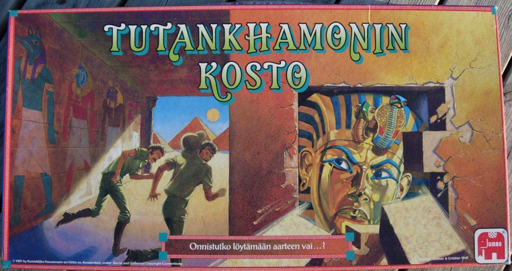 Tutankhamen's Revenge