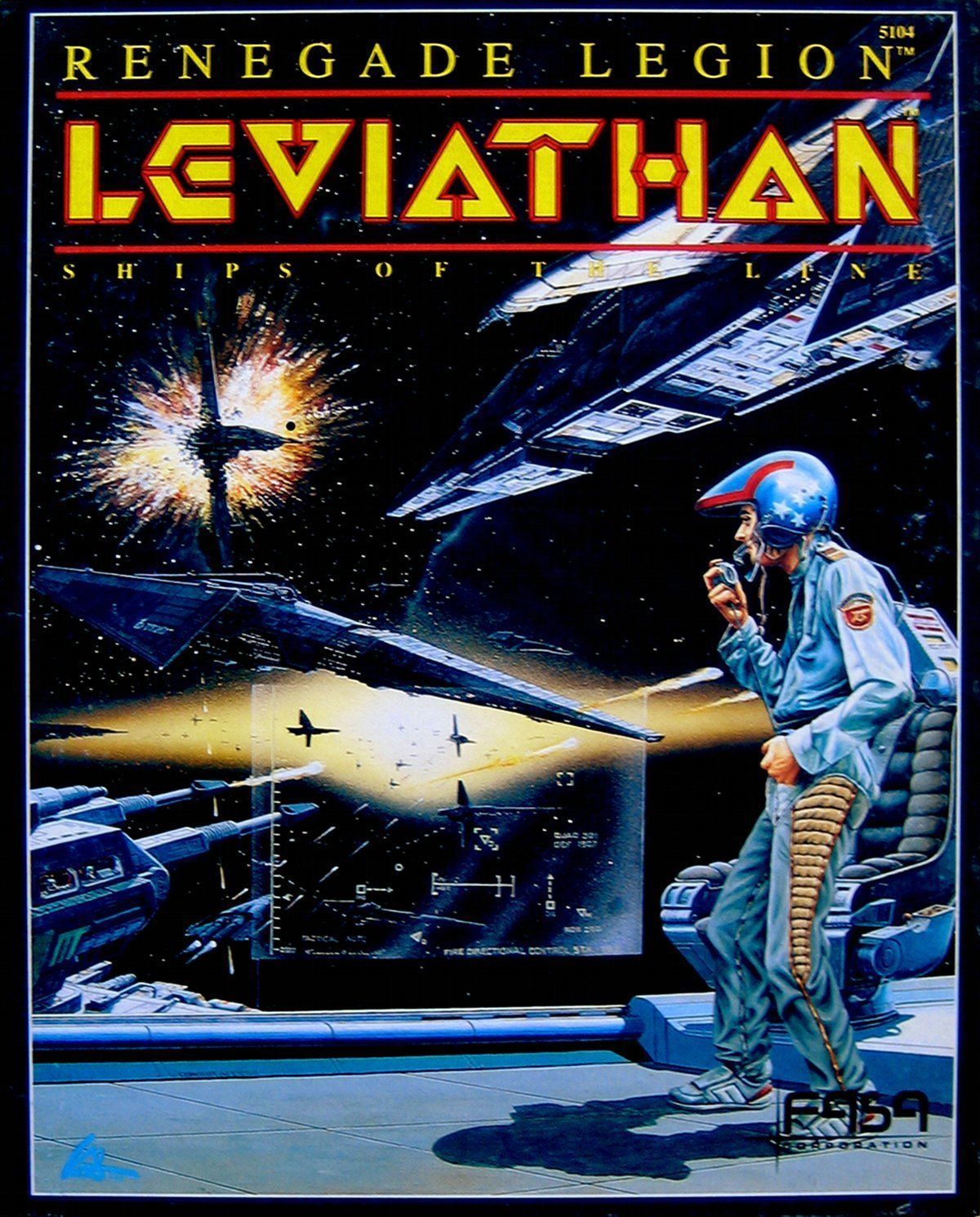 Renegade Legion: Leviathan