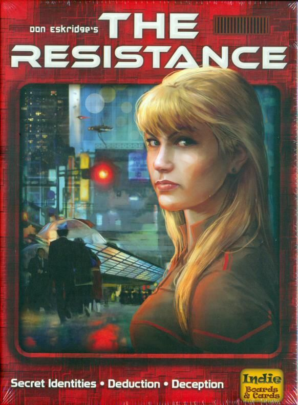 Main image for The Resistance