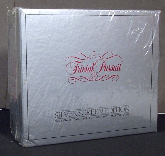 Trivial Pursuit: Silver Screen Edition