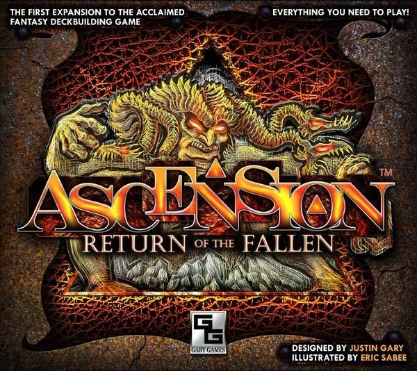 Main image for Ascension: Return of the Fallen board game