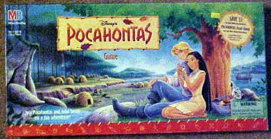 Pocahontas Game