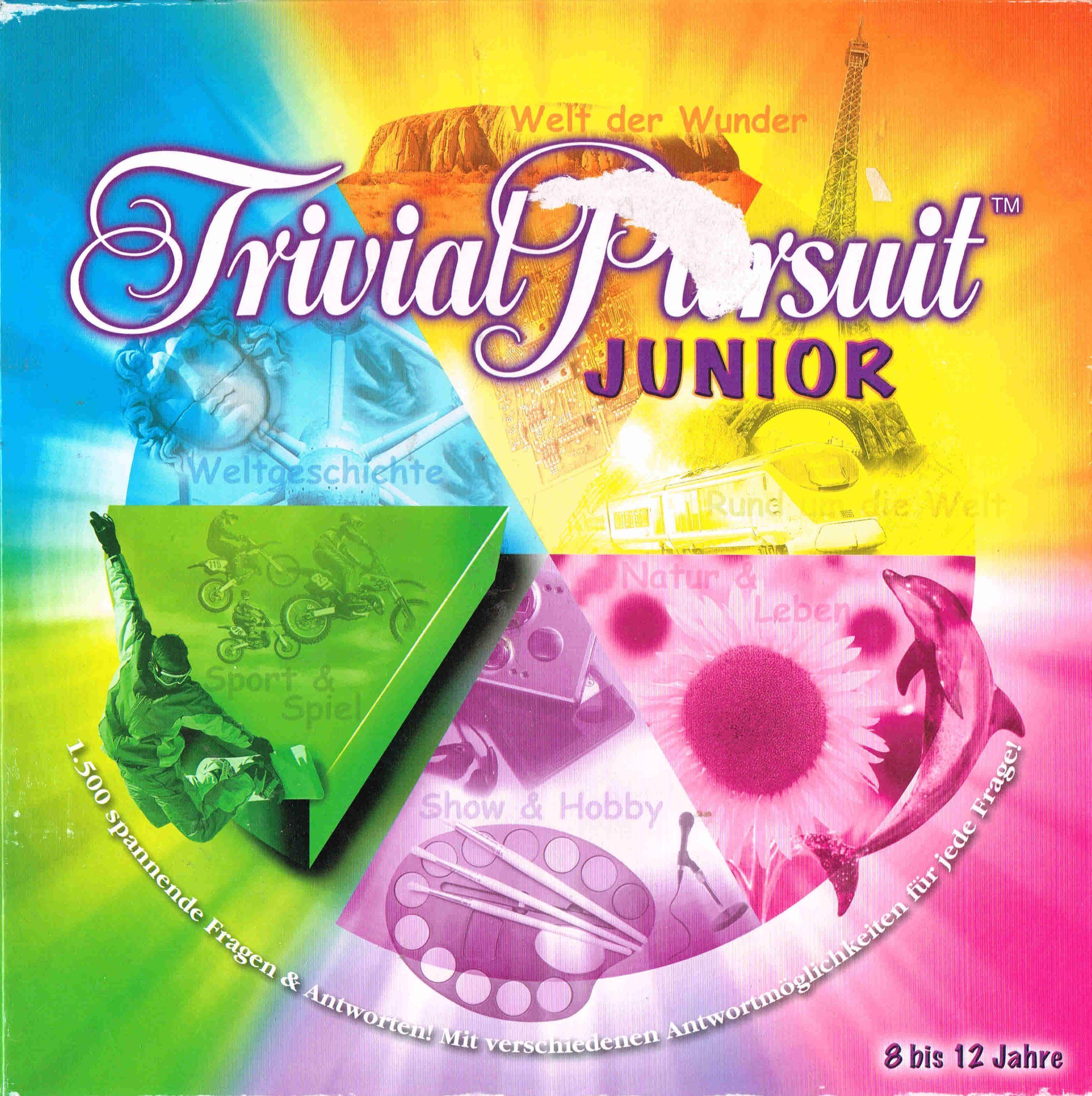 Trivial Pursuit: Junior