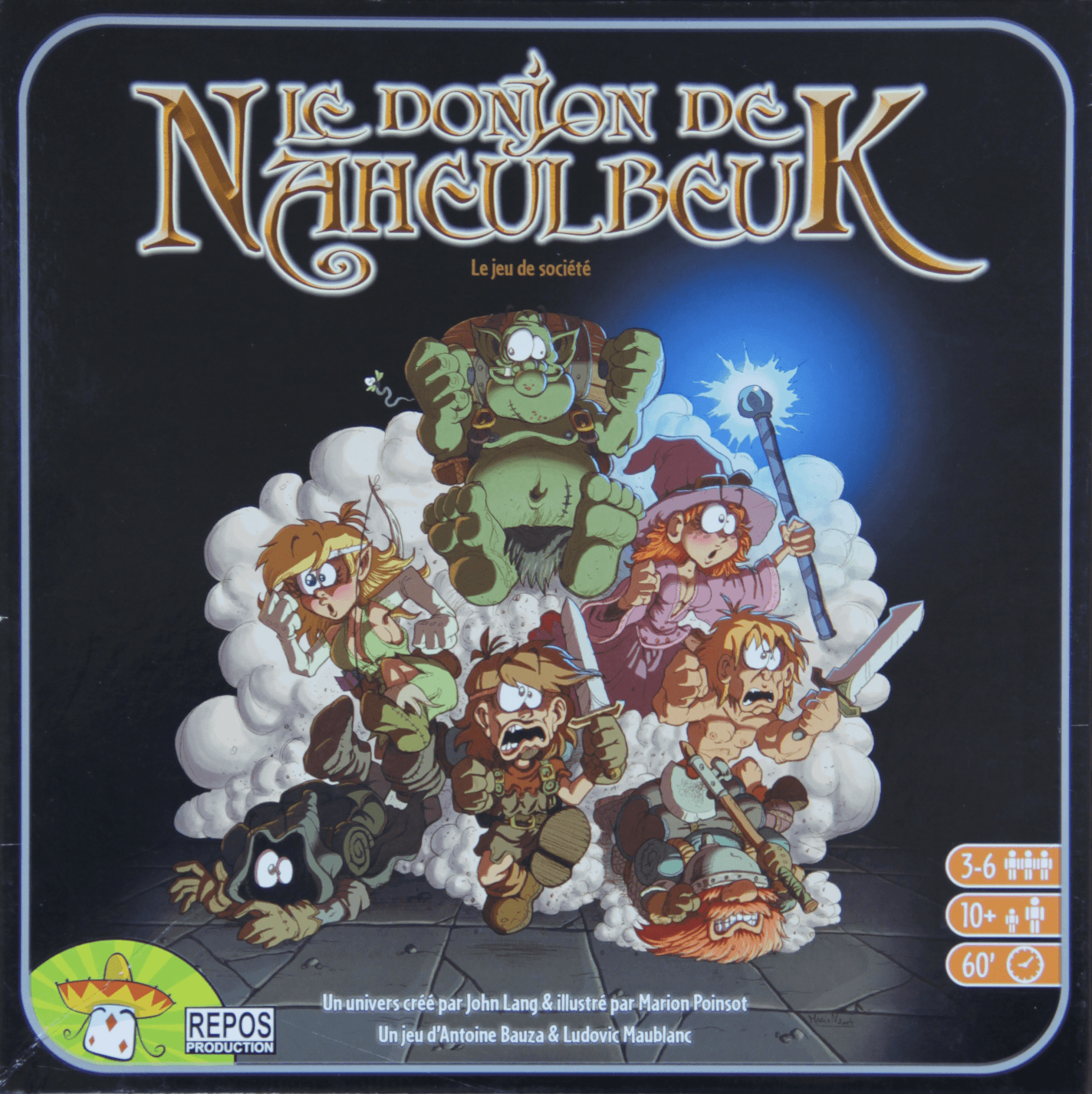 Donjon de Naheulbeuk (le)