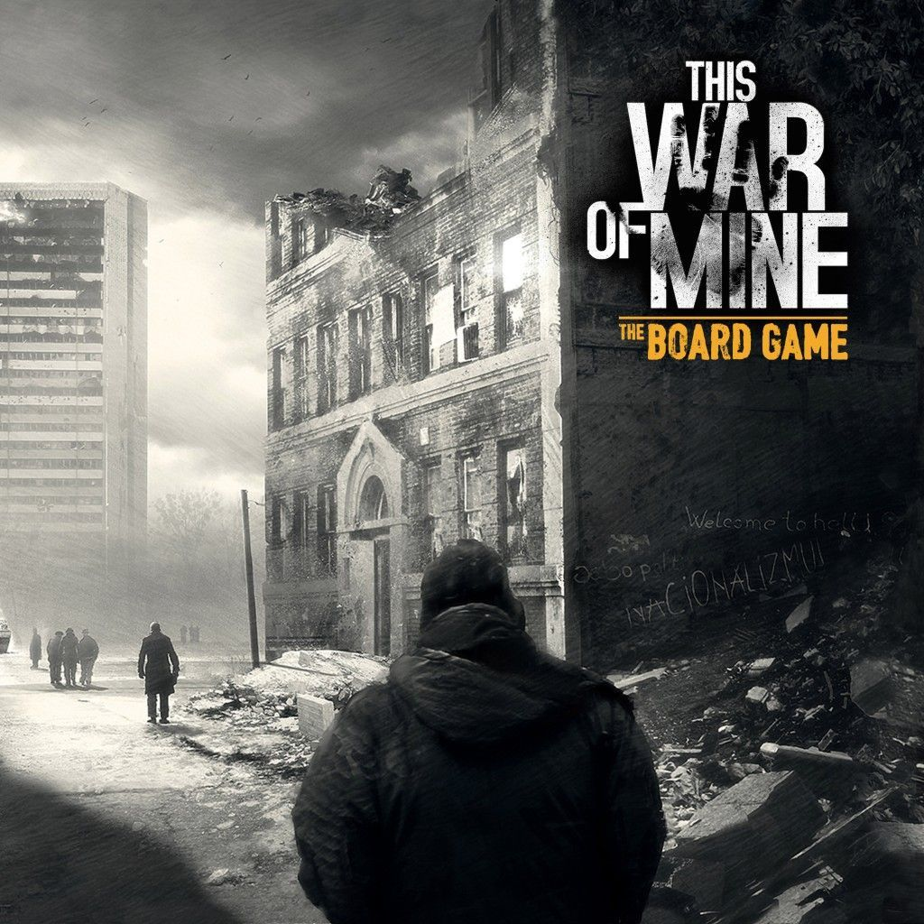 Main image for This War of Mine: The Board Game