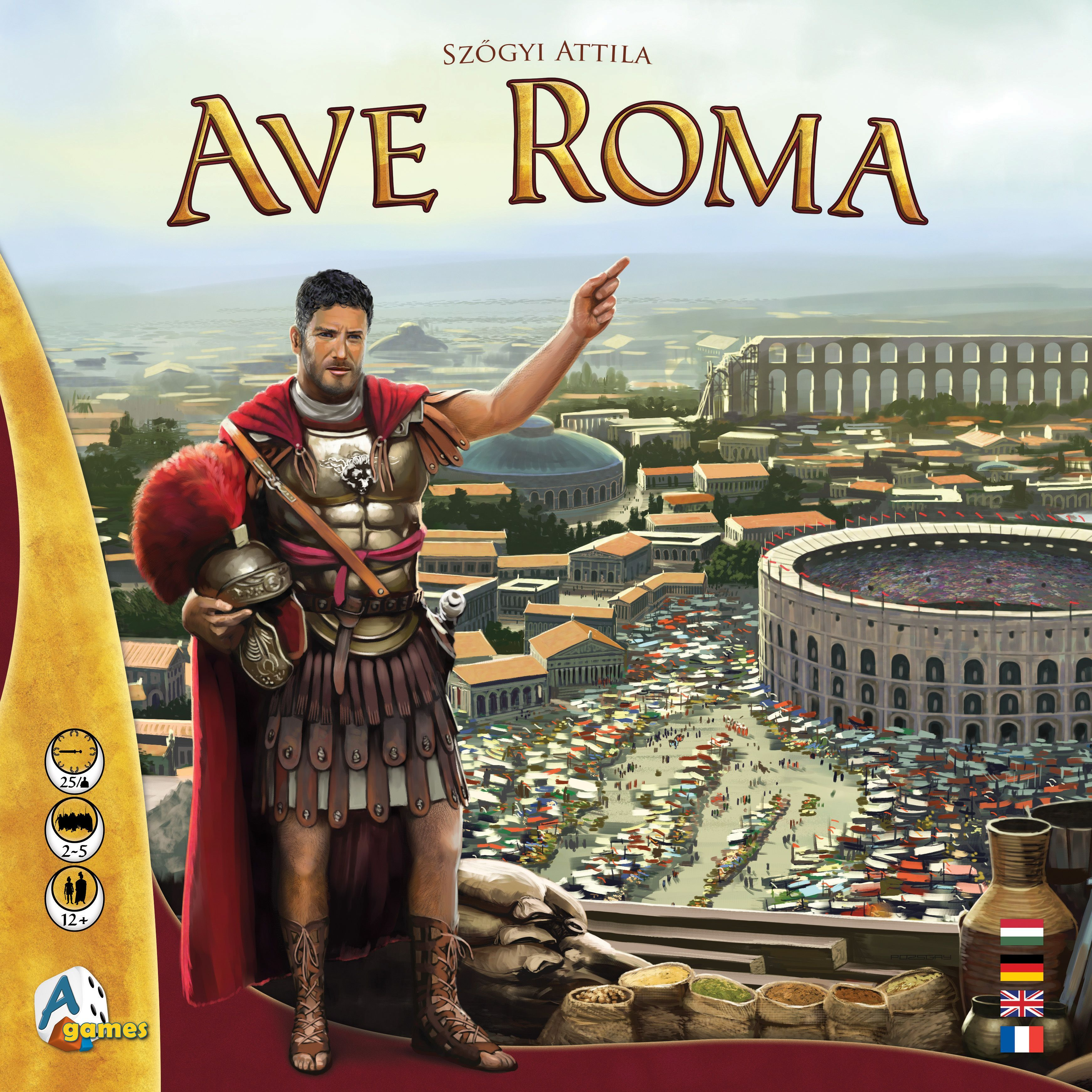 Main image for Ave Roma board game