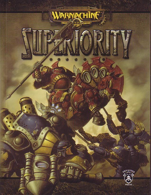 Warmachine: Superiority