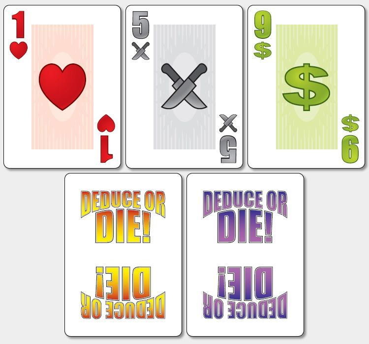 Deduce or Die
