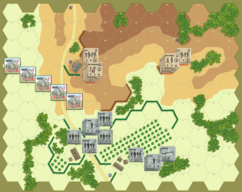 Carnage at Hill 262 | Combat Commander: Europe