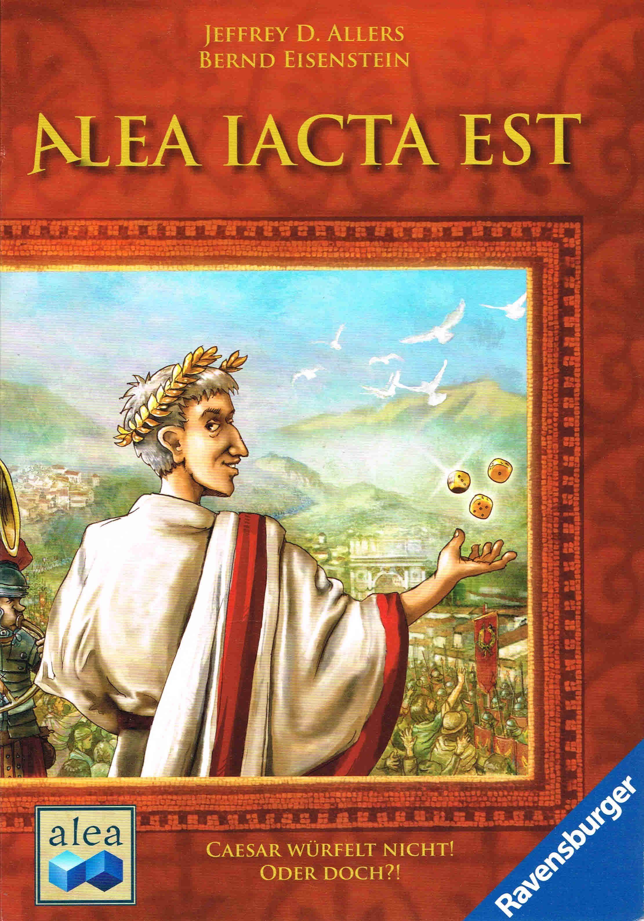 Main image for Alea Iacta Est board game