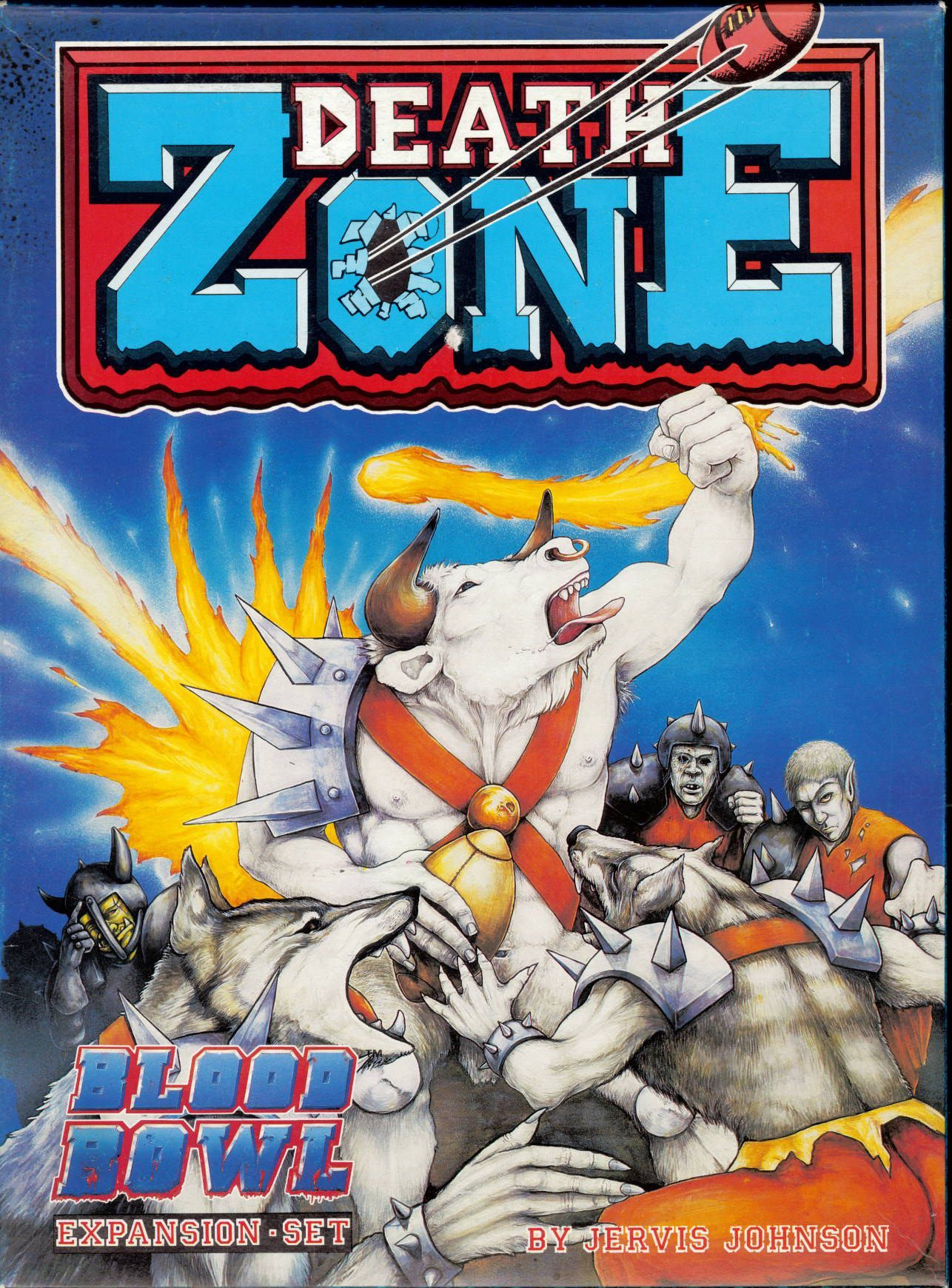 Blood Bowl (first edition): Death Zone