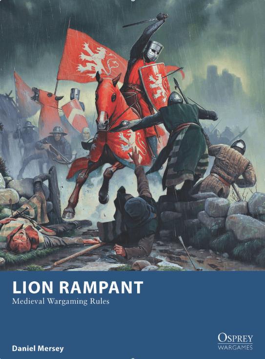 Lion Rampant: Medieval Wargaming Rules