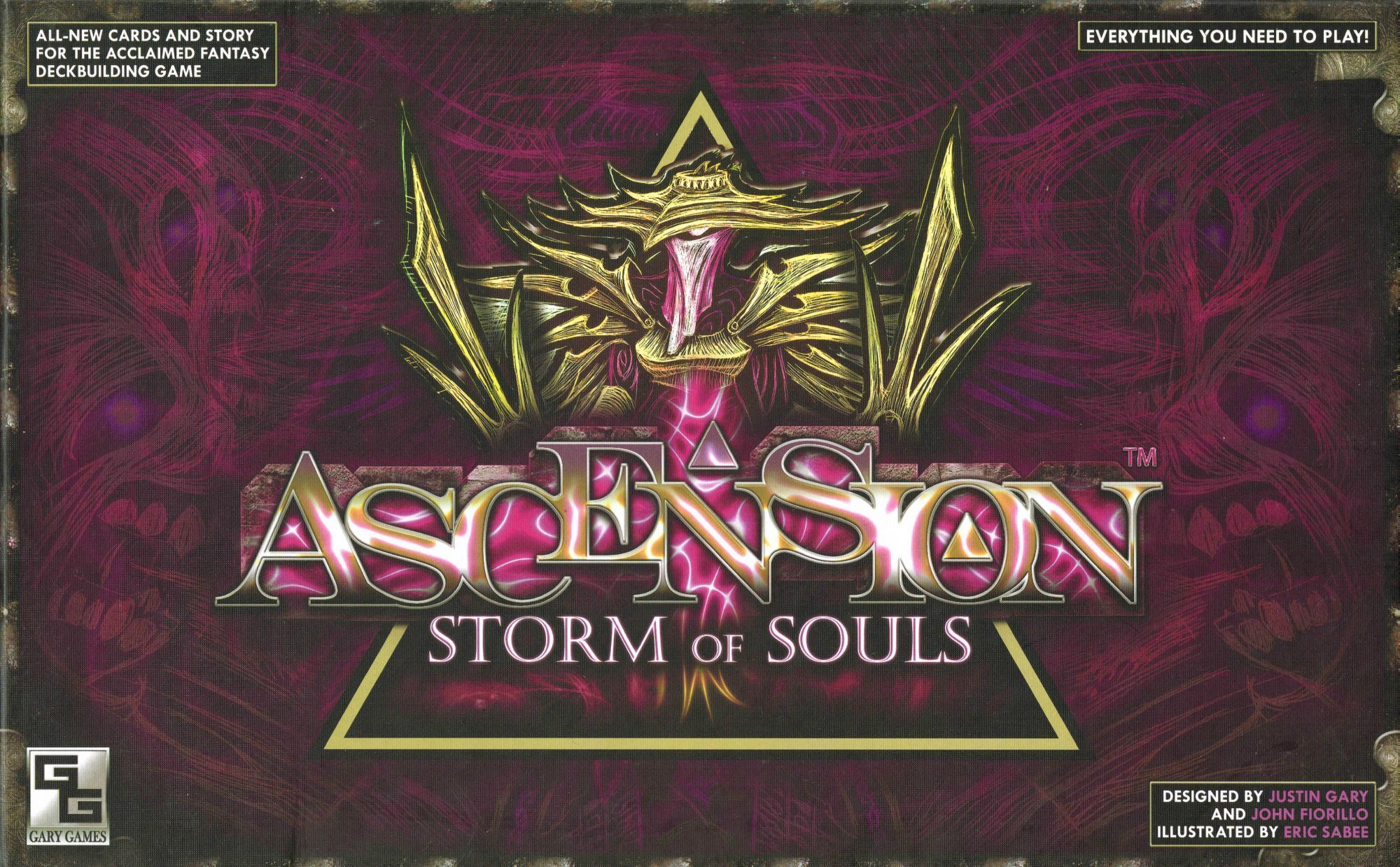 Main image for Ascension: Storm of Souls board game