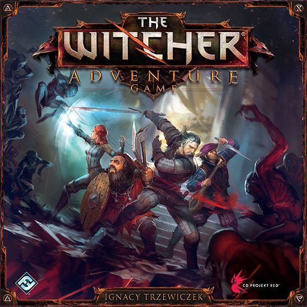 Main image for The Witcher Adventure Game