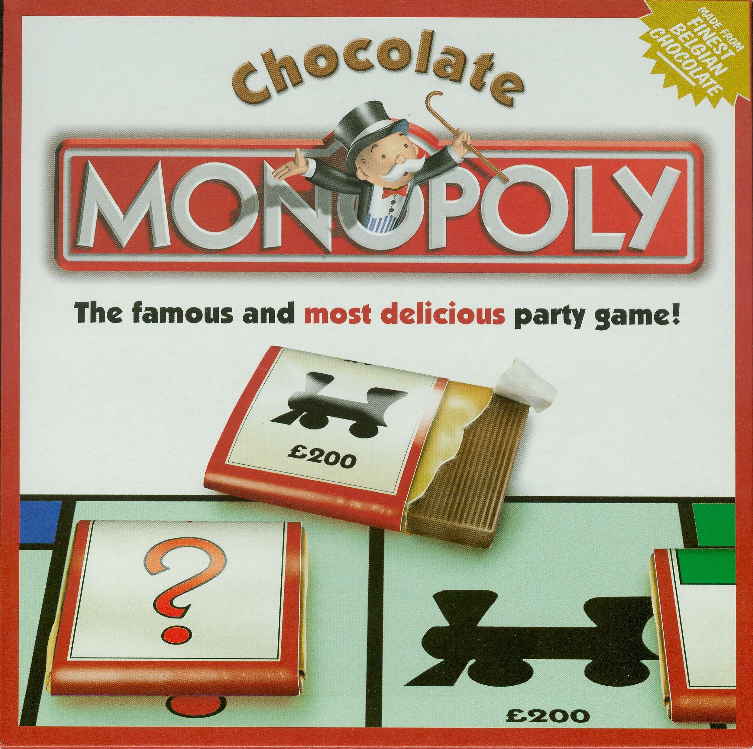 Monopoly: Chocolate