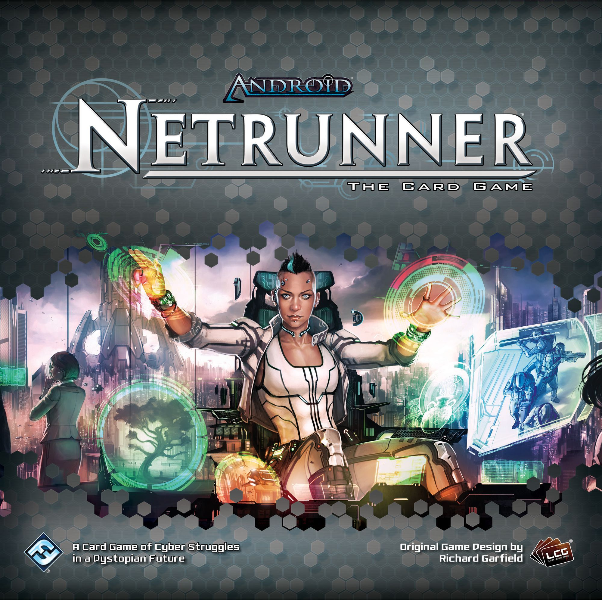 Main image for Android: Netrunner board game