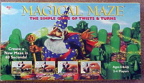Magical Maze