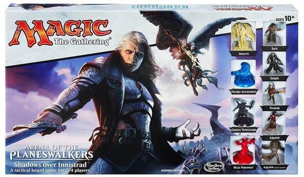 Magic: The Gathering – Arena of the Planeswalkers: Shadows over Innistrad