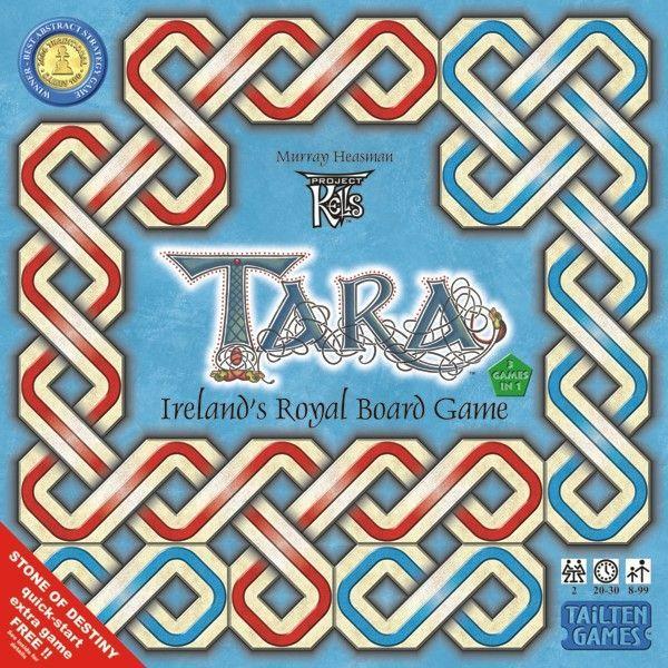 Tara: Ireland's Royal Board Game