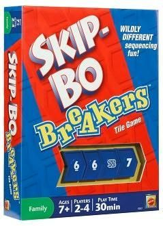 Skip-Bo Breakers