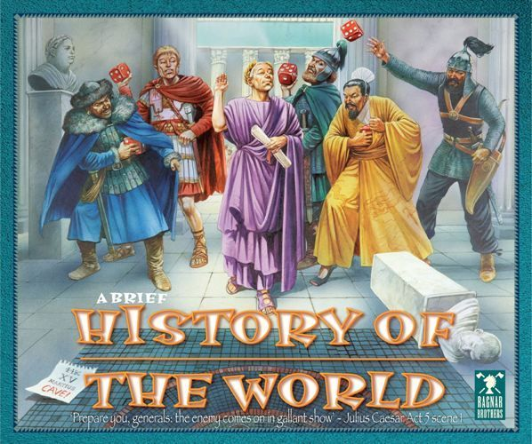 Main image for A Brief History of the World board game