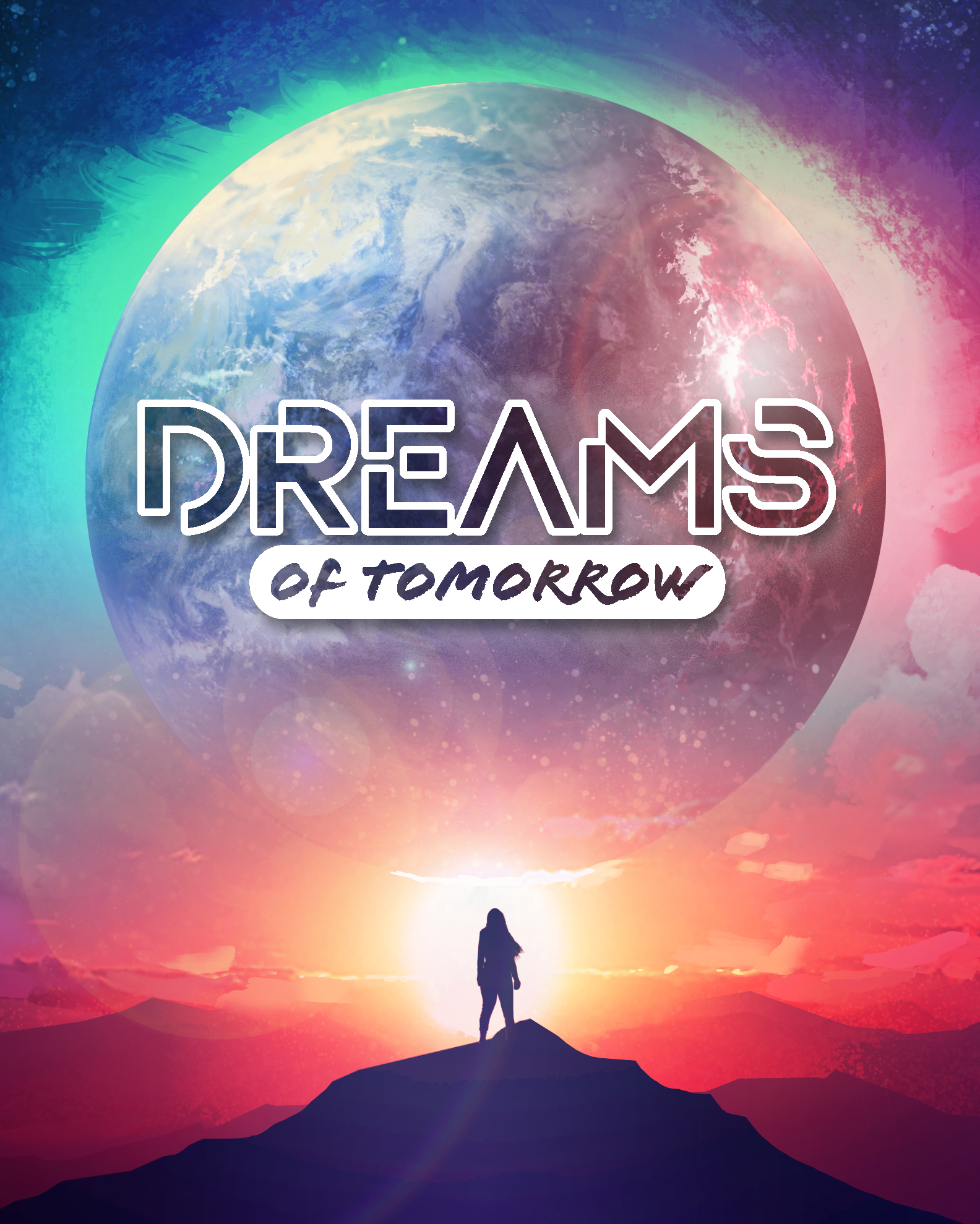 Dreams of Tomorrow - Portada
