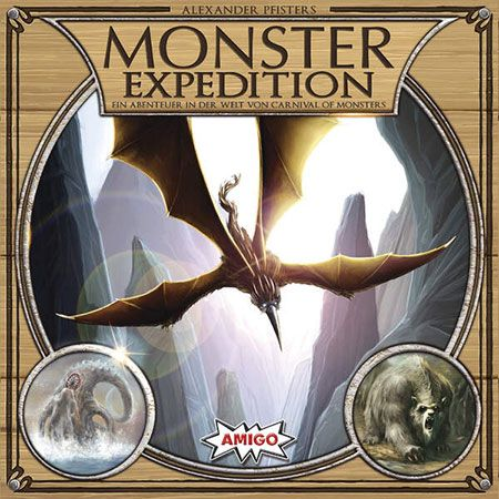 Board Game: Monster Expedition