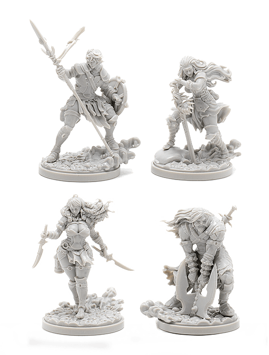 Kingdom Death: Monster – 10th Anniversary Survivors