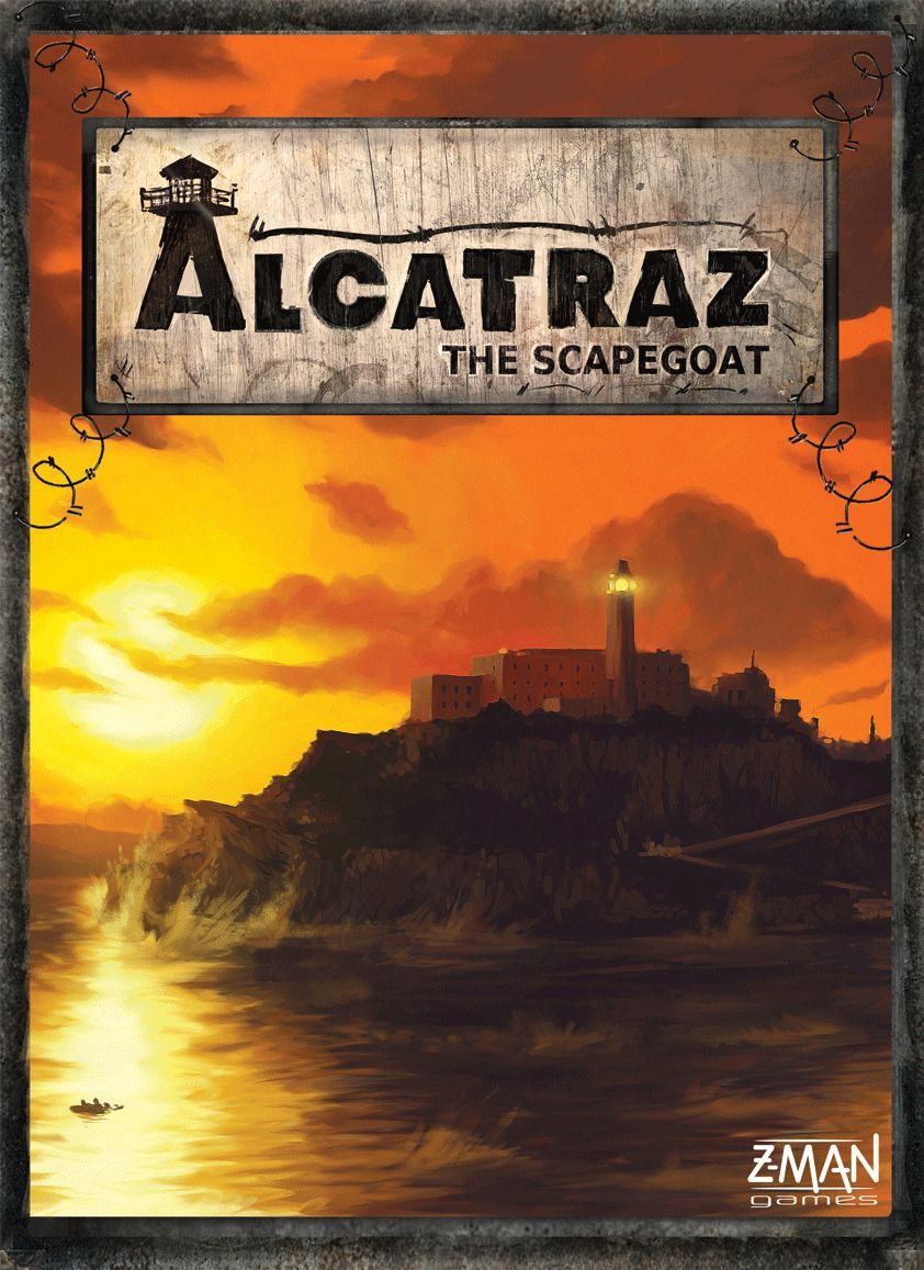 Main image for Alcatraz: The Scapegoat board game