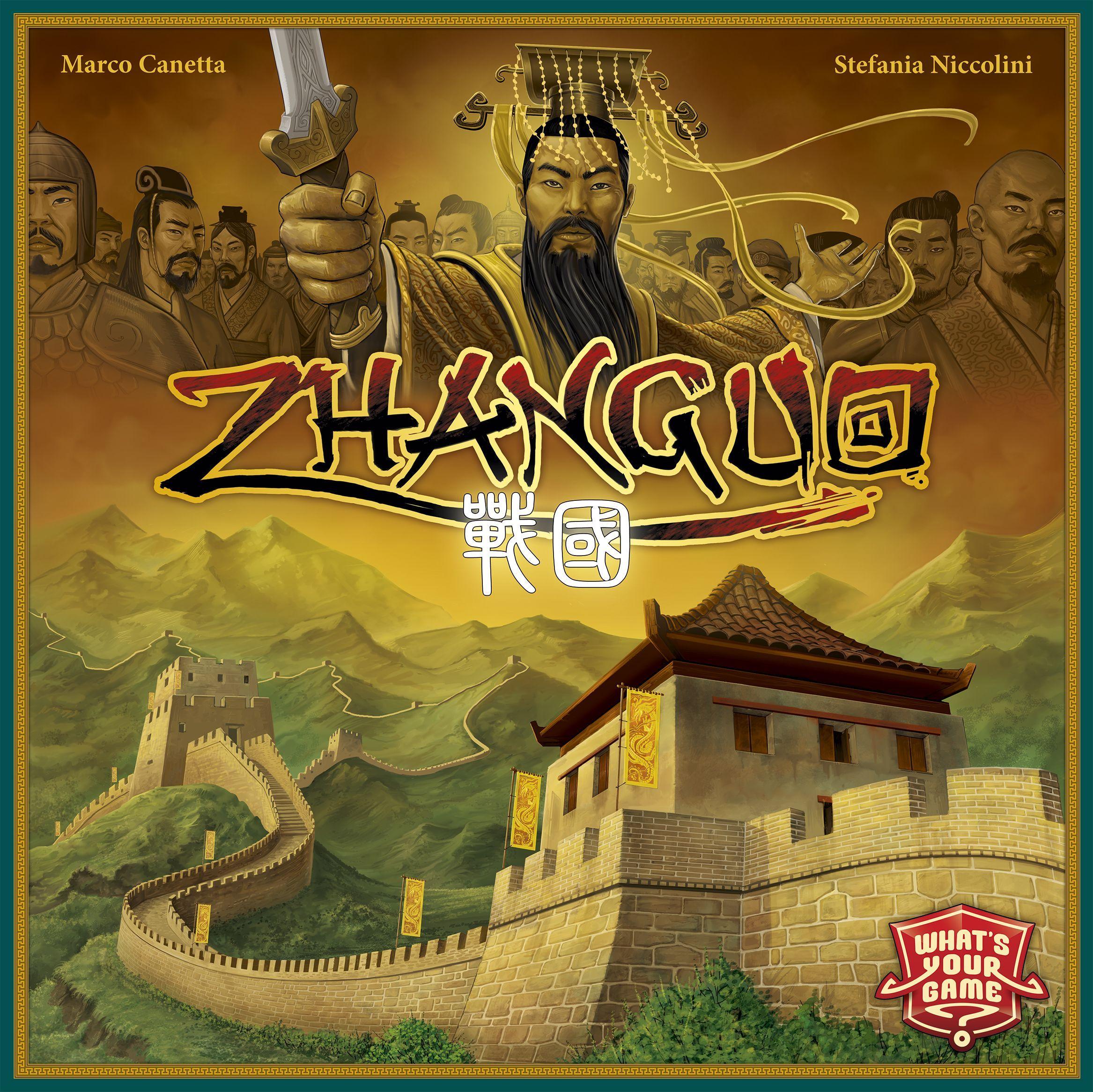 Main image for ZhanGuo
