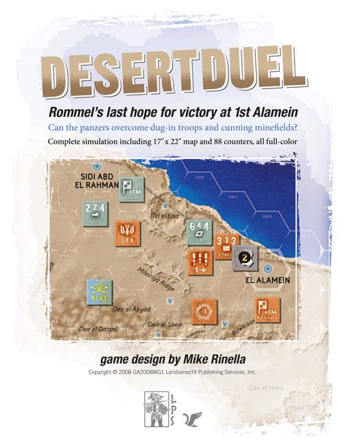 Desert Duel: First Alamein