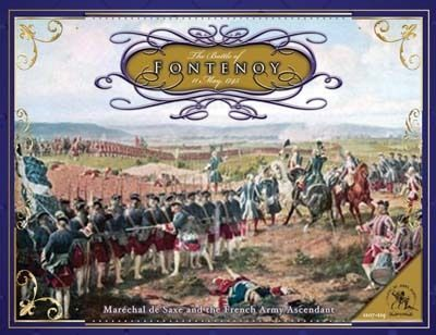 The Battle of Fontenoy: 11 May, 1745