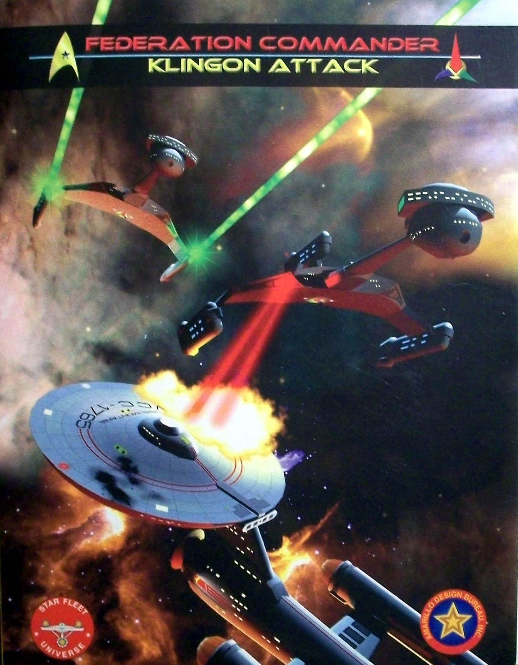 Federation Commander:  Klingon Attack
