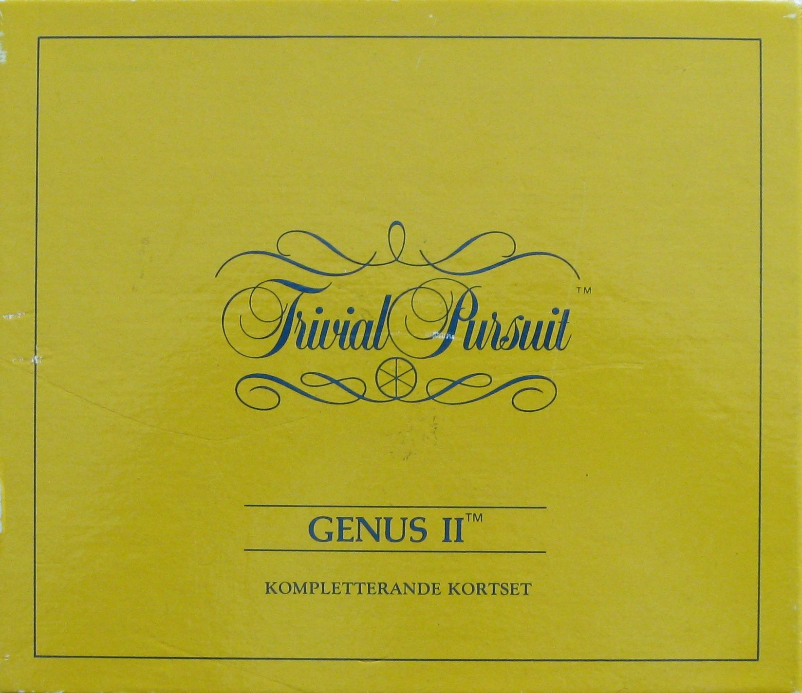 Trivial Pursuit: Genus II