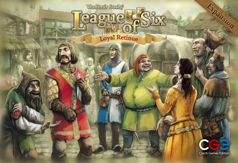 League of Six: Loyal Retinue