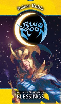Blue Moon: Emissaries & Inquisitors – Blessings