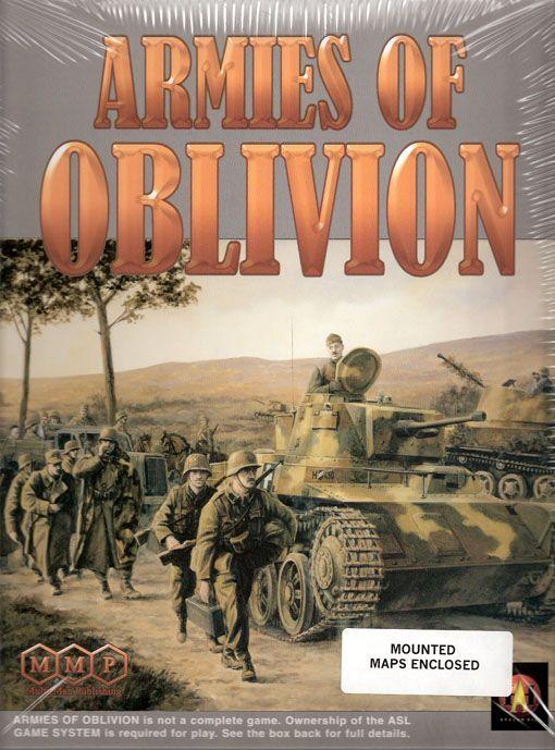 Armies of Oblivion: ASL Module 12