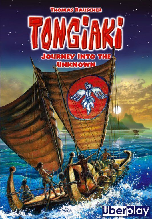 Main image for Tongiaki: Journey into the Unknown