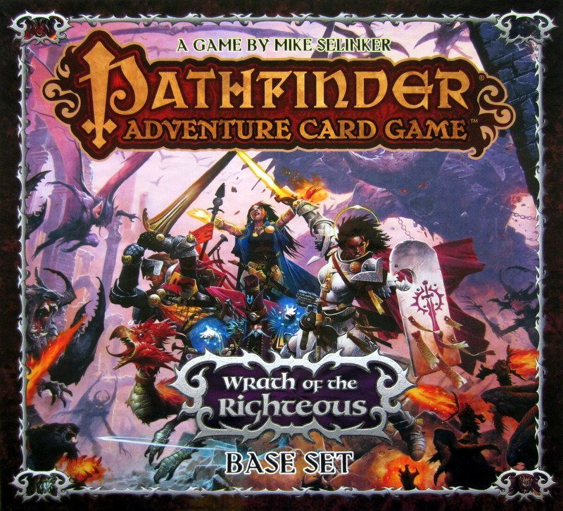Main image for Pathfinder Adventure Card Game: Wrath of the Righteous – Base Set