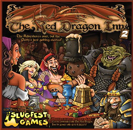 The Red Dragon Inn 2