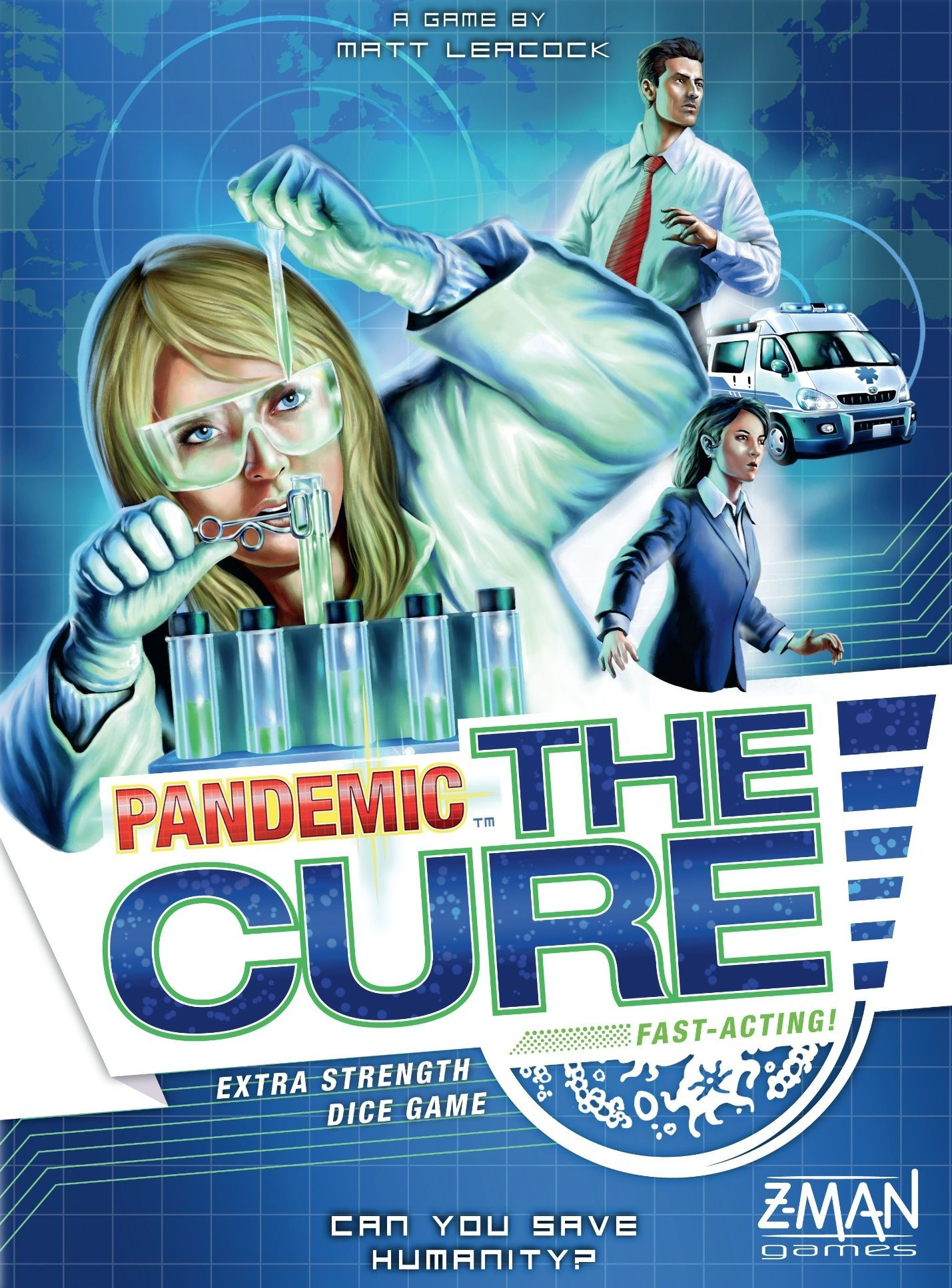 Main image for Pandemic: The Cure